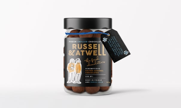 Enough with the salted caramels?