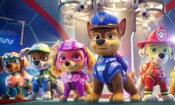 Paw Patrol is causing a rift between me and my young son