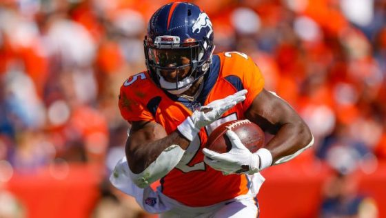 Melvin Gordon is expected to be in Broncos lineup